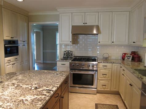 Kitchen Cabinet Crown by Kitchen With Coffee Area Traditional Kitchen Other