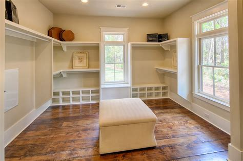 Master Bedroom Walk In Closet Designs Walk In Closet With Window The Master Suite Features A Walk In Closet With Windows For