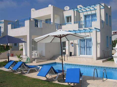 Waterfront House Designs villas in chlorakas village