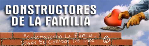 Constructores De La Familia | constructores de la familia boletin informativo marzo 2012