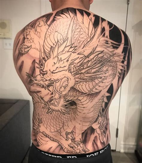 Dragon Tattoo Okinawa Instagram   1 268 likes 7 comments danny danny chronicink on
