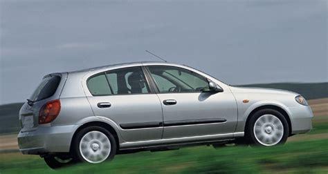 nissan almera 2002 nissan almera hatchback 2002 2006 reviews technical