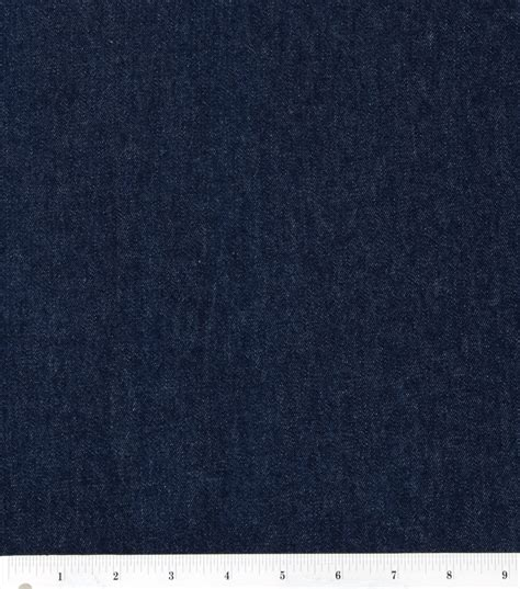 Shopping For Home Decor by Sew Classic Bottomweight 7 Oz Black Str Denim Fabric Jo Ann