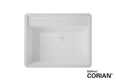 umywalki i zlewy z corianu - Zlewozmywak Corian