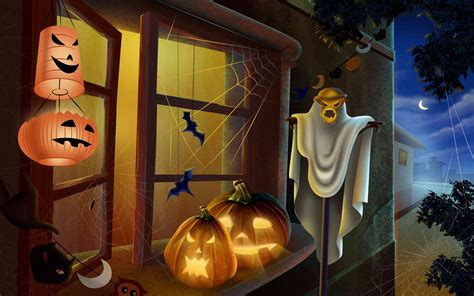 halloween screen themes halloween wallpaper 132927