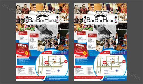 desain grafis ugm desain poster barberhood jasa desain grafis jogja