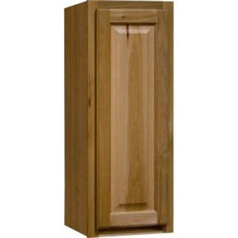 hton bay 12x30x12 in wall cabinet in hickory