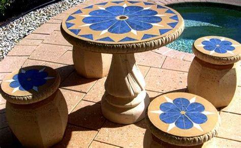 dominoes tables for sale in miami concrete mosaic patio furniture for sale furniture from