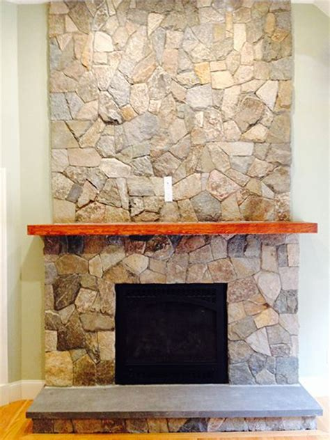 fireplace with stone veneer facing and ceramic tile hearth fireplace stone stone veneer fireplace and natural stone