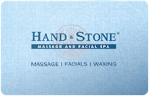 Hand And Stone Gift Card Balance - buy hand and stone gift cards discounts up to 35 cardcash