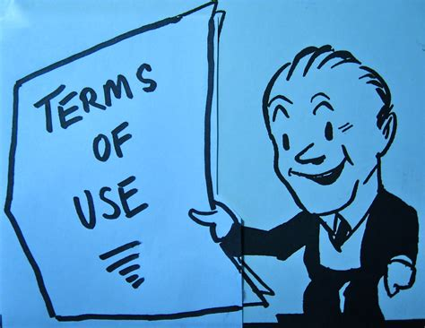 Term Of Use by Terms Of Use My Blank Page