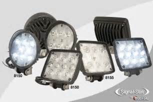 truck lite adds white led auxiliary work ls to signal