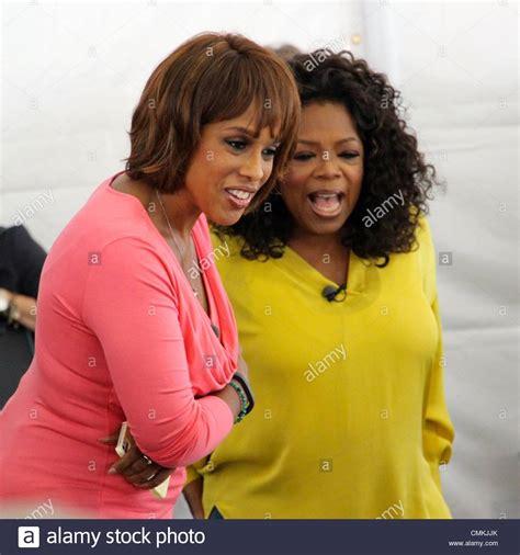 oprah winfrey best friend oprah winfrey with her best friend gayle king at oprah s