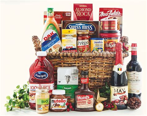 Daster Nurlela 10 unique gift baskets for your loved ones this
