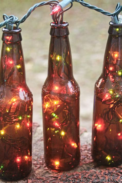 paper angels beer bottle christmas lights