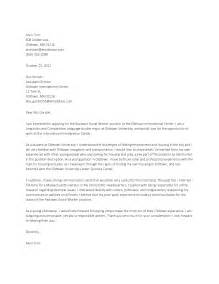 cover letter for social worker position social work cover letter exles my document