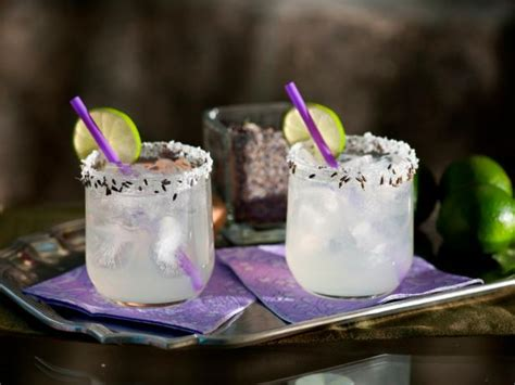 lavender cocktail lavender margarita recipes cooking channel recipe