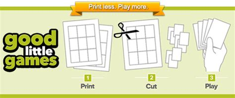printable games to play on paper good little games free games that fit on two sheets of