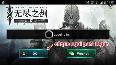 infinity blade android saga infinity blade 233 lan 231 ada no android como um 250 nico mobile gamer tudo sobre jogos de