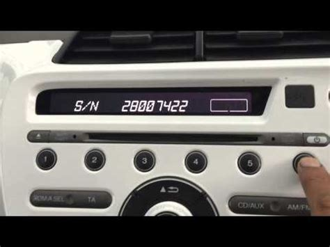 my acura radio code acura tl radio code test how to save
