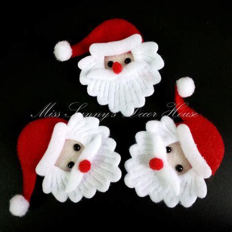 Santa Claus Decorations by Aliexpress Buy 20pcs Lot Santa Claus