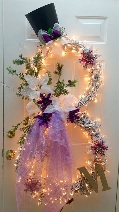 pinterest christmas made out of tulldecorating ideas φανταστικές ιδέες για διακόσμηση με χριστουγεννιάτικα λαμπάκια www kallitexnikesdimiourgies gr