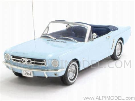 light blue mustang convertible minichs ford mustang convertible 1964 light blue 1