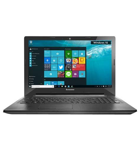Notebook Lenovo Amd E1 buy lenovo g50 45 notebook 80e3022bih amd apu e1 4gb
