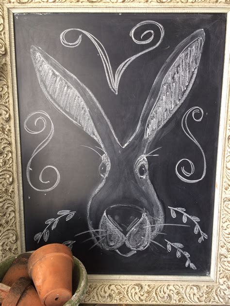 easter chalkboards creative inspiration  holiday