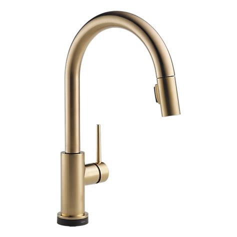 delta touch kitchen faucet troubleshooting 9159t cz dst single handle pull down kitchen faucet with