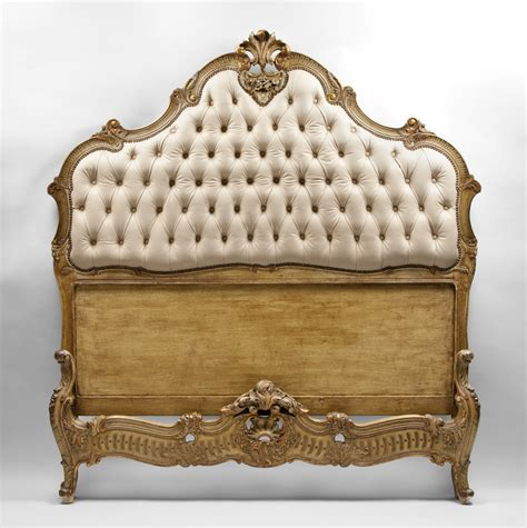Vintage Headboard by Italian Carved Vintage Size Bed From Piatik On