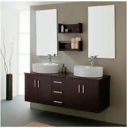 Bathroom Double Sink Vanity Ideas Modern Bathroom Double Sink Home Decorating Ideas