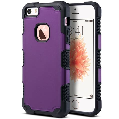 best iphone 5s protective for iphone 5 5s se hybrid rugged shockproof