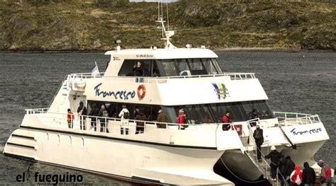 catamaran en venta en argentina catamaranes acuerdan descuentos para residentes el fueguino
