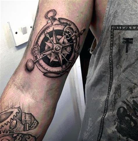 inner bicep tattoos for men ideas 90 bicep tattoos for masculine design ideas
