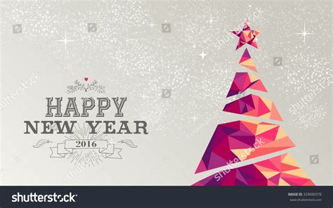 new year greeting posters happy new year 2016 decoration greeting card or