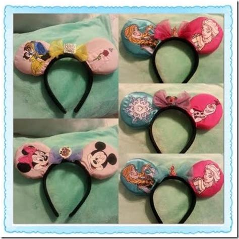 How To Make Mickey Mouse Ears With Construction Paper - learn how to make your own custom mickey ears