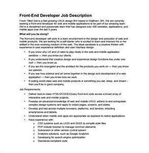 Php Developer Description by Php Developer Description Thebridgesummit Co