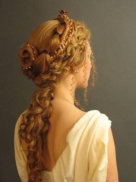 historical hairstyles reblog