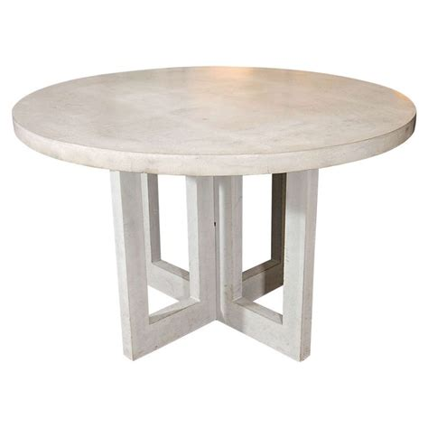 dalton concrete dining table modern dining rooms