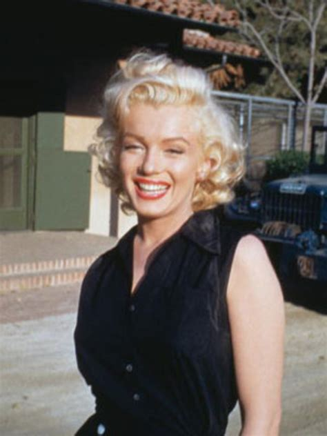 marilyn hair color marilyn pictures in color www pixshark