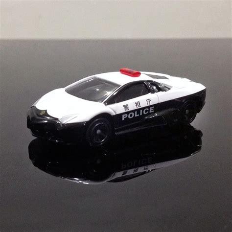 matchbox lamborghini police tomica lottery lamborghini reventon tokyo police car