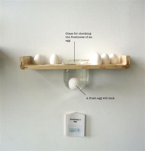 What Is The Shelf Of Fresh Eggs by Save Food From The Fridge With Jihyun Ryou By David Andreas Artuffo At Coroflot