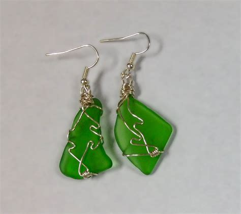 Make Your Own Sea Glass Jewelry Bethany Fenwick De