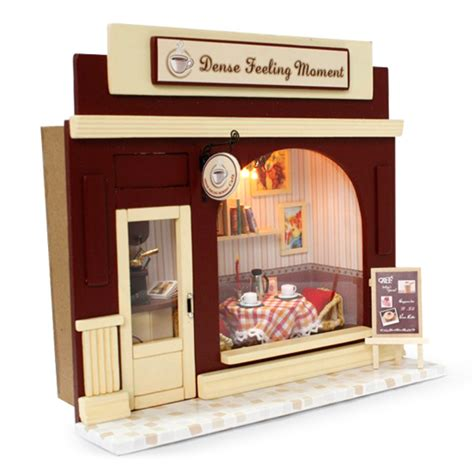 Doll House Decoration by Get Cheap Diy Shop Aliexpress Alibaba