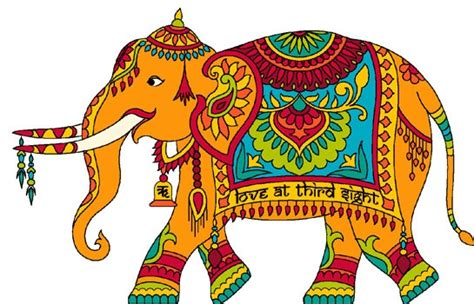pattern elephant art elephant designs google da ara fil pinterest folk art