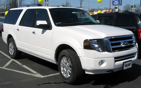 Expedition 6683 Md White Original file ford expedition el 03 14 2012 jpg wikimedia commons