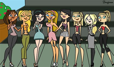 hot colors 2017 by impr3ssiv on deviantart total drama girls day out by evaheartsyou on deviantart