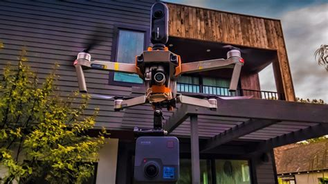 insta360 one flowstate vs gopro fusion drone stabilization