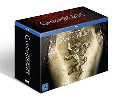 Of Thrones Staffel 4 Dvd 299 by Of Thrones Staffel 1 6 Ultimate Collector S